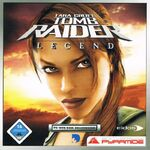 Tomb Raider Legend Pyramide Edition German PC Games COVER