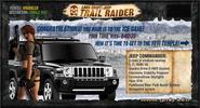 Trail Raider Ice Caves End