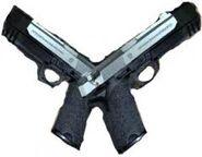 Lara's Pistols