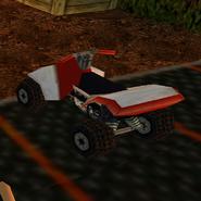 Lara's ATV