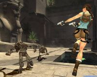 Tomb Raider Anniversary screenshots 02