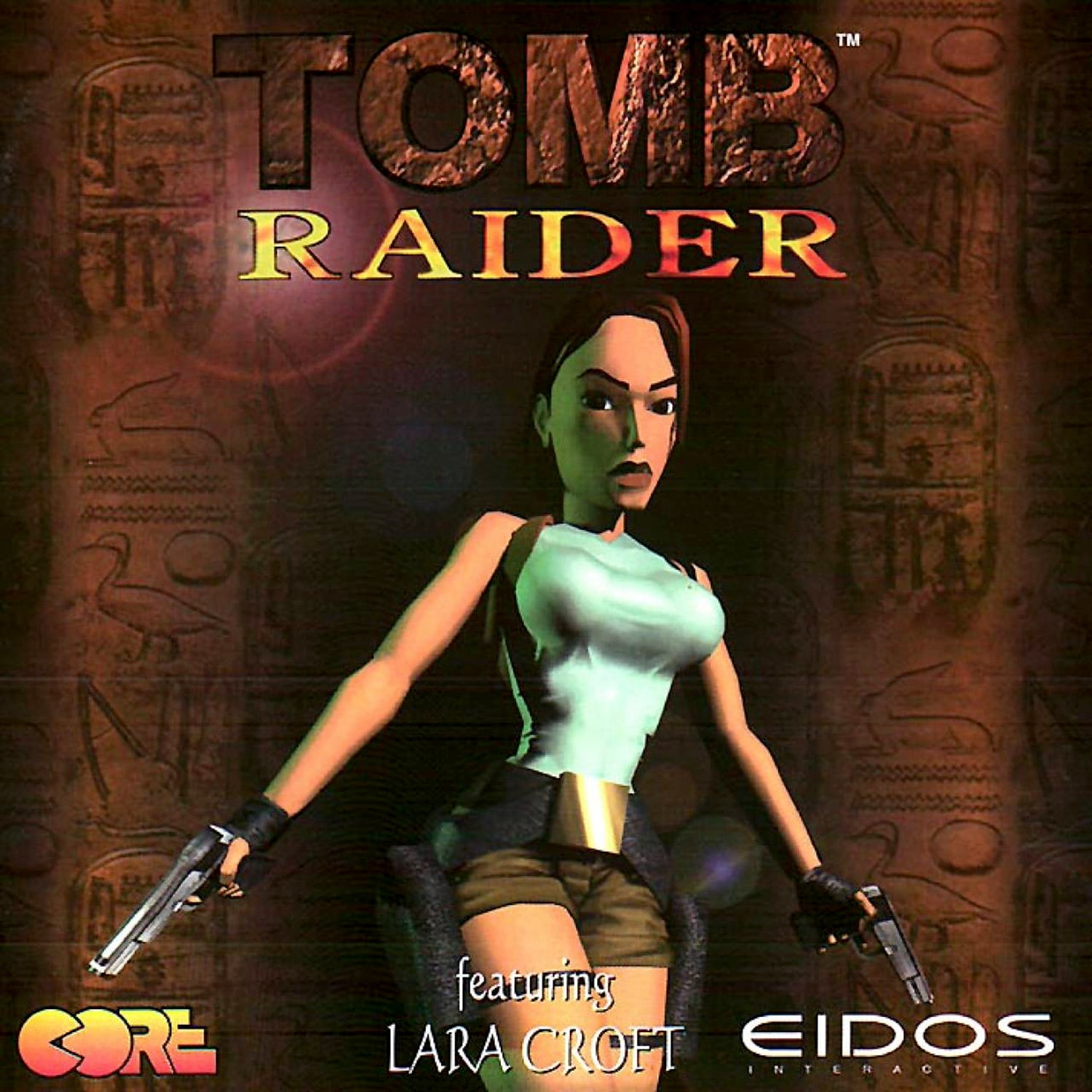Tomb Raider Game cover