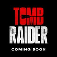 Tomb Raider Movie Logo
