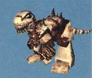 Dinowarrior