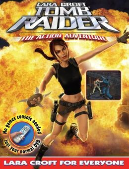 TombRaidertheactionadventure