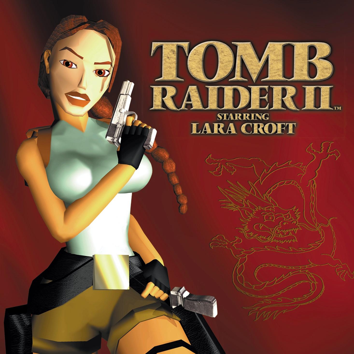 Tomb Raider Ii Lara Croft Wiki Fandom