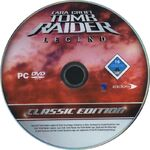 Tomb Raider Legend Pyramide Edition German PC Games Disc