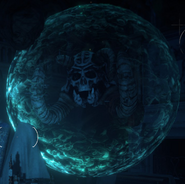 Master Skull Shield