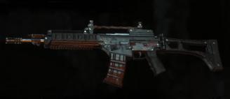 ROTTR Military Rifle