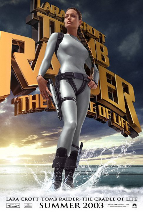 Lara Croft Tomb Raider The Cradle Of Life Lara Croft Wiki