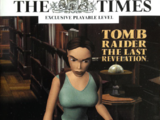 Tomb Raider: The Times