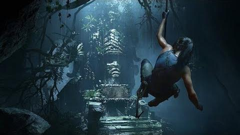 Shadow of the Tomb Raider – Acrobatic Traversal & Brutal Traps