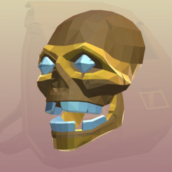 LCGO - The Gilded Skull