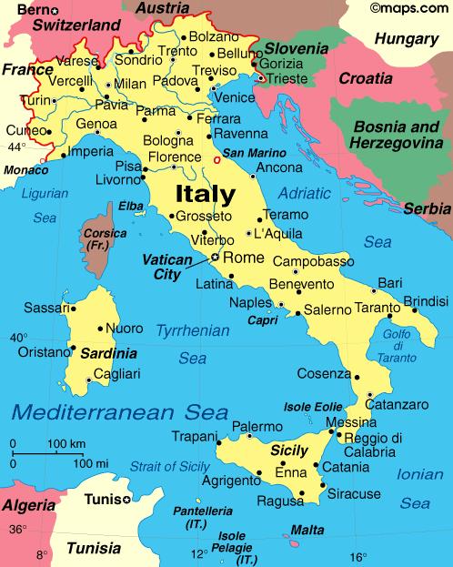Image Italy Mappng Lara Croft Wiki FANDOM Powered By Wikia - Map of ancona italy
