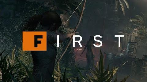 The First 15 Minutes of Shadow of the Tomb Raider in 4K