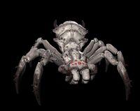 Spider TRU Render