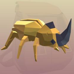 LCGO - The Sacred Beetle