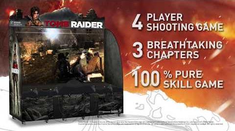 Tomb Raider Arcade chapters 1 & 2