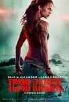 Tomb Raider teaser poster