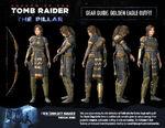 SOTTR Golden Eagle Outfit
