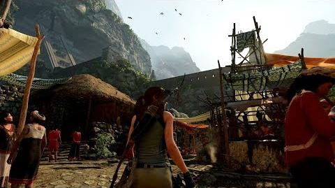 Shadow of the Tomb Raider - Welcome to Paititi- Walkthrough Video -ESRB-
