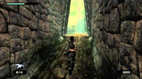 Tomb Raider Anniversary - 1.2 - Peru - City of Vilcabamba