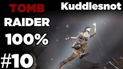 10 - Tomb Raider 100% Good Vibrations
