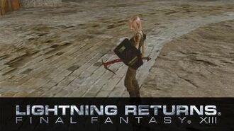 Lara Croft Tomb Raider Gear -- LIGHTNING RETURNS FINAL FANTASY XIII