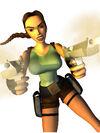 Lara Croft Trademark Pistols 3
