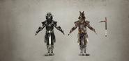 Stormguard Warrior Concept