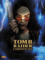 Tomb Raider Chronicles front cover