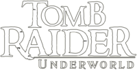 Tomb Raider Underworld Unused Logo