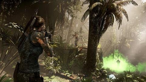 Shadow of the Tomb Raider – Smart and Resourceful