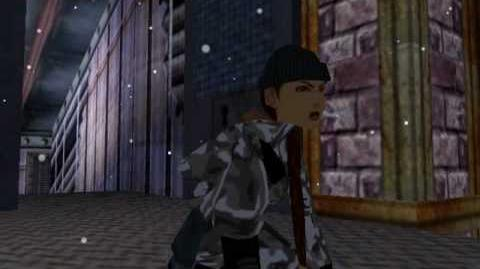 Tomb Raider Chronicles Cutscene 7 - Eavesdropping