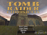 Tomb Raider C Title Screen 2