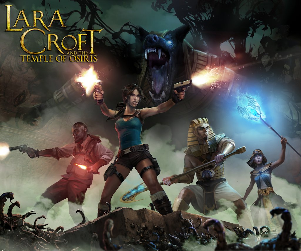 Lara Croft and the Temple of Osiris | Lara Croft Wiki