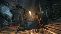 Tomb Raider Screenshot SideTomb 02