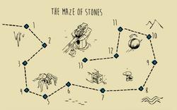 LCGO - The Maze of Stones