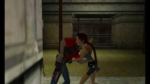 Lara, Larson and Pierre Tomb Raider 5