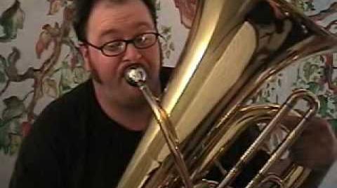 Super Mario Bros. - Solo Tuba
