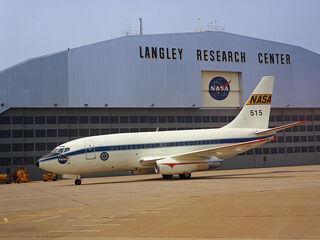 737 NASA