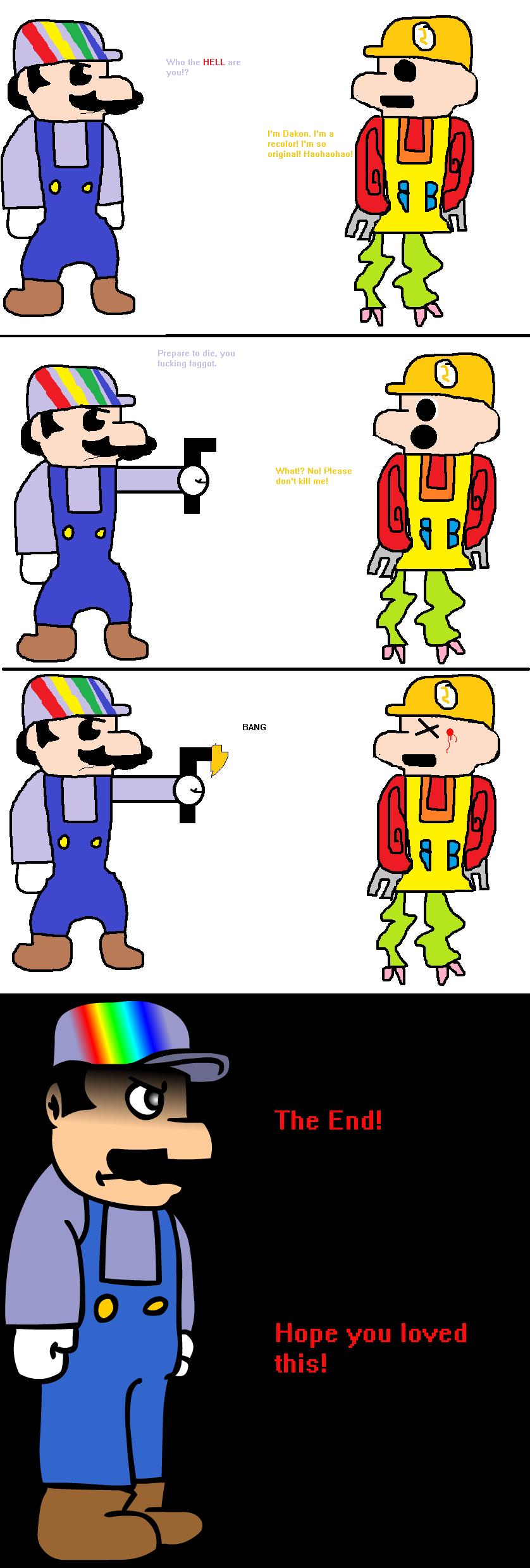 Larnofin comic