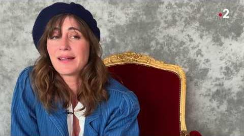 Interview d'Eléonore Bernheim - L'Art du crime Saison 3