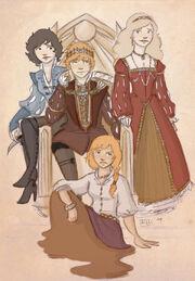 Rand y sus mujeres