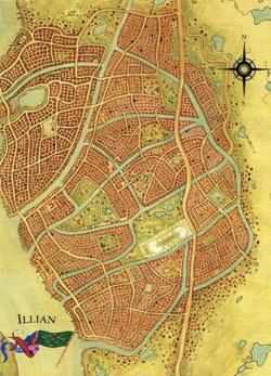 Illian ciudad
