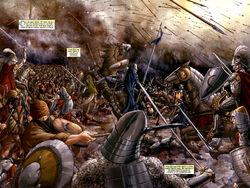 Batalla Murallas Resplandecientes