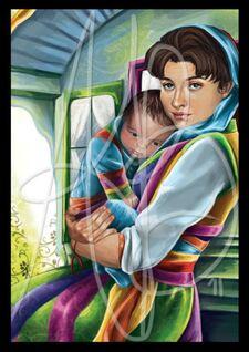 Mujer Tuatha'an