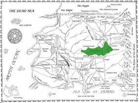 Braem Wood map