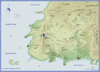 Mapa color
