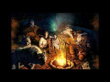 Perrin, Elyas y los lobos